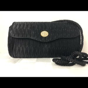 Vintage Walborg black mini bag